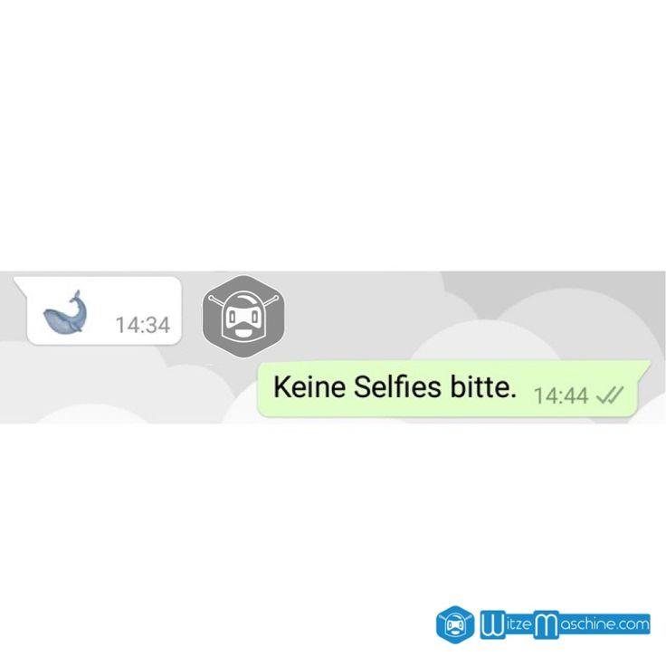 Lustige WhatsApp Bilder und Chat Fails 78 - Selfie Fail