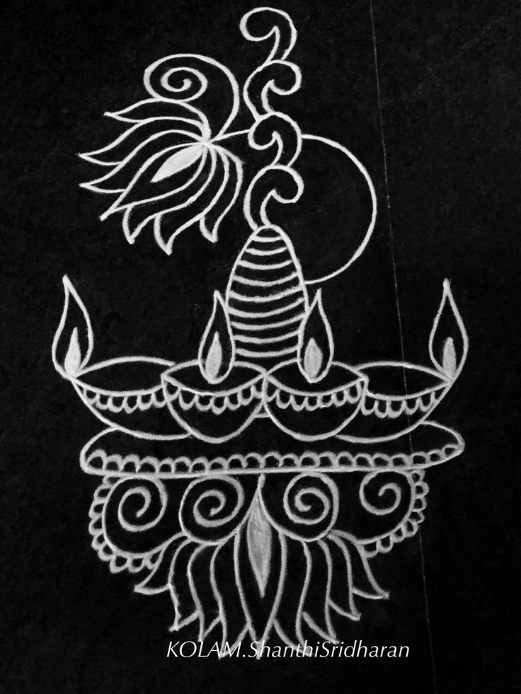 Pin by Swarna vasi on Swarna vasi..My fav.rangoli ...