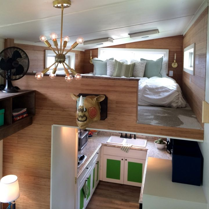Tiny House Nation Episodes On Tiny House Interior