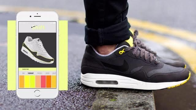 One pair of sneakers to rule them all. Take a look at Shift Sneakers, a pair of kicks that changes colour with a mobile app: http://bit.ly/1KmMUnY