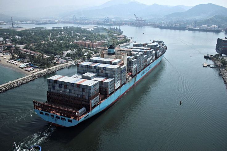 IMB Maersk Reveal Blockchain Solution for Global Supply Chain