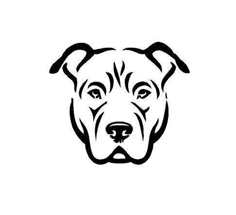 Pitbull Dog Decal Pitbull Dog Breed Decal Pitbull Vinyl Decal Custom Car Vehicle Decal Dog Lovers Pitbull Dog Lover Decal Pitbull Sticker Pitbull Dog Breed Dog Silhouette Vinyl Decals