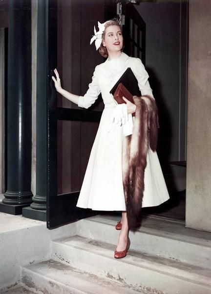 25 Best Ideas About Grace Kelly Fashion On Pinterest Grace Kelly Grace Kelly Style And