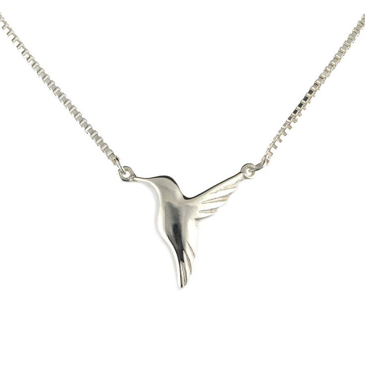 Small Hummingbird Necklace