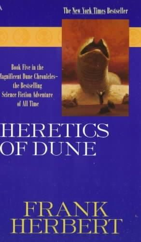 With more than ten million copies sold, Frank Herbert 's magnificent Dune books stand among the major achievements of the human imagination. In this, the fifth and most spectacular Dune book of all, t