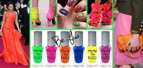 Gioielli, borse, scarpe e smalti fluo saranno un must have nel nostro guardaroba. Il consiglio è di indossarli con capi neutri e meno accesi. Un tocco di stile per non passare inosservate!http://www.minycosmetics.com/colori.php?idcategoria=61  #fluo #nails #nailart #naillacquer #nailpolish #colors #spring #summer #minycosmetics #Yellow #miny #fashion #style #moda #stile #girls