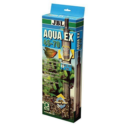 JBL 6141000 Bodenreiniger f�r Aquarien mit automatischer Ansaugvorrichtung, Aqua Ex Set 45-70, 61410