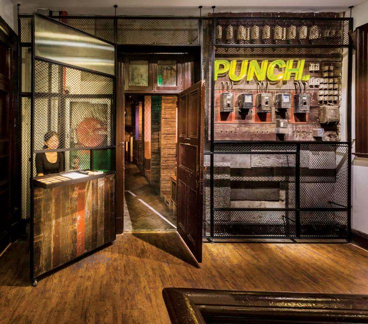 Neri Hu Craft Speakeasy Nostalgia And Modern Flare At Logans Punch Bar