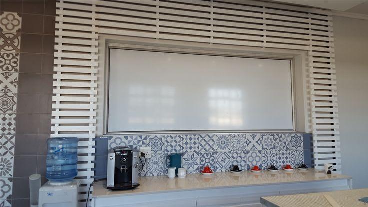 Esta semana hemos recibido estas imágenes de la exposición de un cliente con nuestra serie #Antigua en Ciudad Del Cabo. ¿Qué os parece? 😄