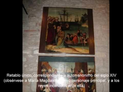 Girona, Iglesia de Sant Feliu y Catedral de Santa María - YouTube