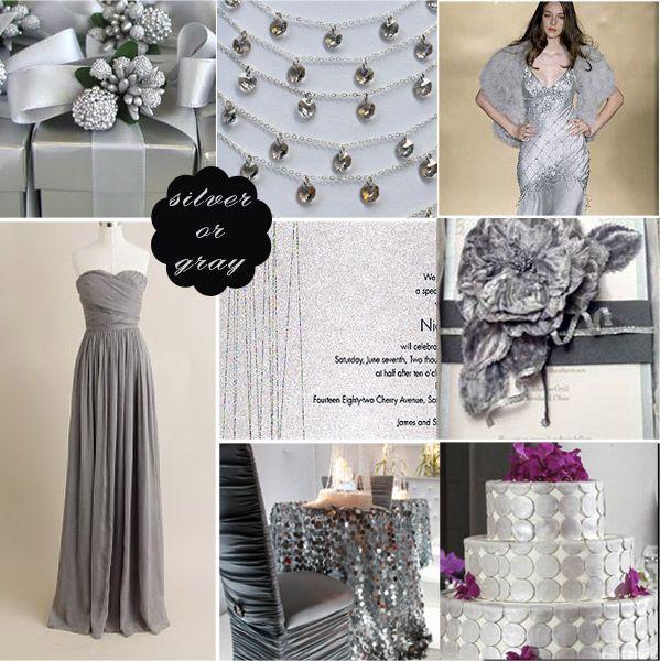 Purple Wedding Arch Decoration Ideas: 17 Best Purple And Gray Wedding Images On Pinterest