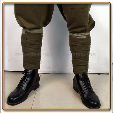 First World War British Army Service Puttees/leggings