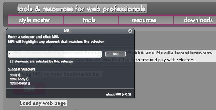 拡張機能いらず!Web制作に役立つ便利なブックマークレット12選 | UX MILK