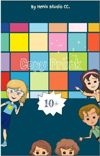 Copy Prank Cover