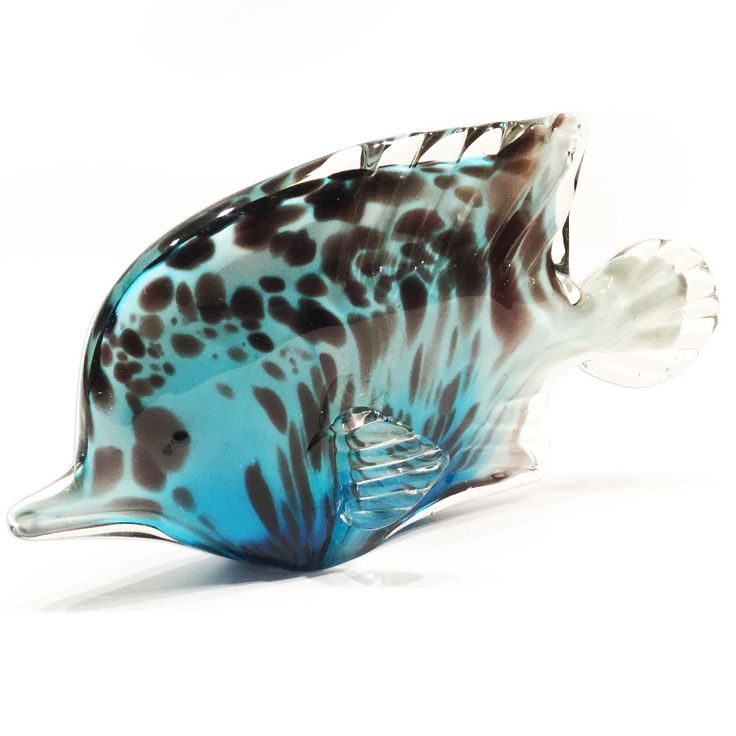 Sulfure Poisson tropical turquoise