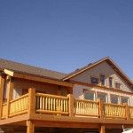 Whisper Creek Log Homes has been a wonderful experience for our family