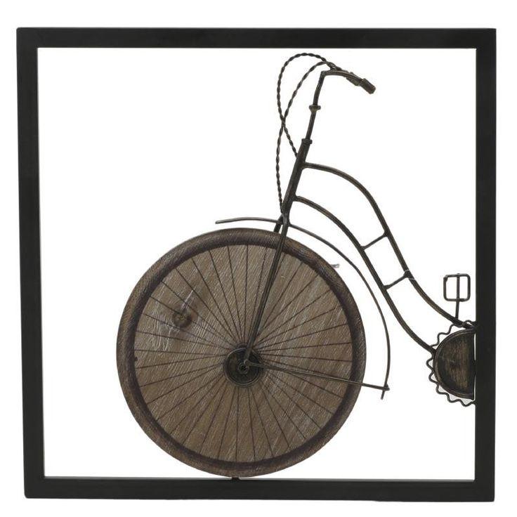 Декорация за стена с 3D велосипед / #декорация #декор
