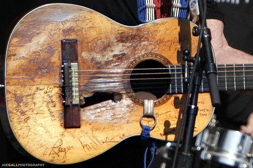Caisse de réssonnance de guitare cassée - Forum guitare acoustique et électro