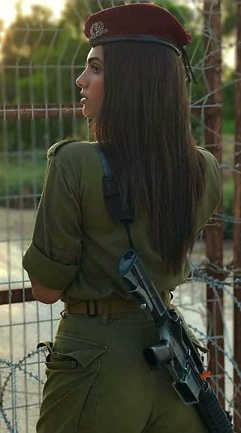 הגדול IDF - Israel Defense Forces - Women | Israel defense forces EC-55