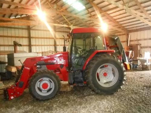 2007 McCormick CX95 Tractor for sale by owner on Heavy Equipment Registry  http://www.heavyequipmentregistry.com/heavy-equipment/14946.htm