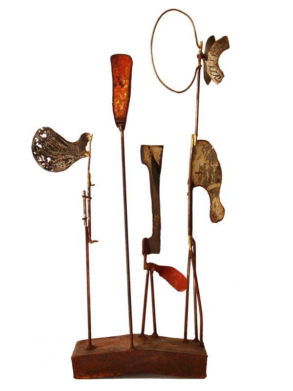 Jon Denaro - Lazy Realisations Over Primordial Habits - Sculpture