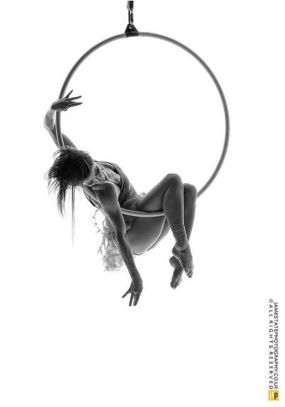 Beautiful and so peaceful! It is absolutely amazing the strength needed to perform Arial fitness