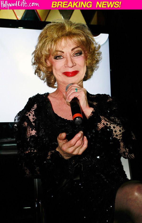Holly Woodlawn Dead At 69 — Transgender Icon Dies OfCancer