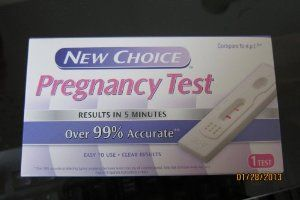 6 boxes New Choice Pregnancy Test by New Choice. $9.99