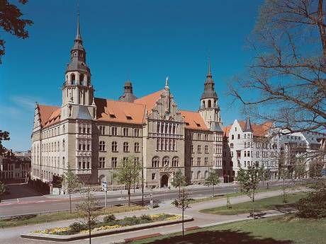 Landesgericht  in Halle/Saale