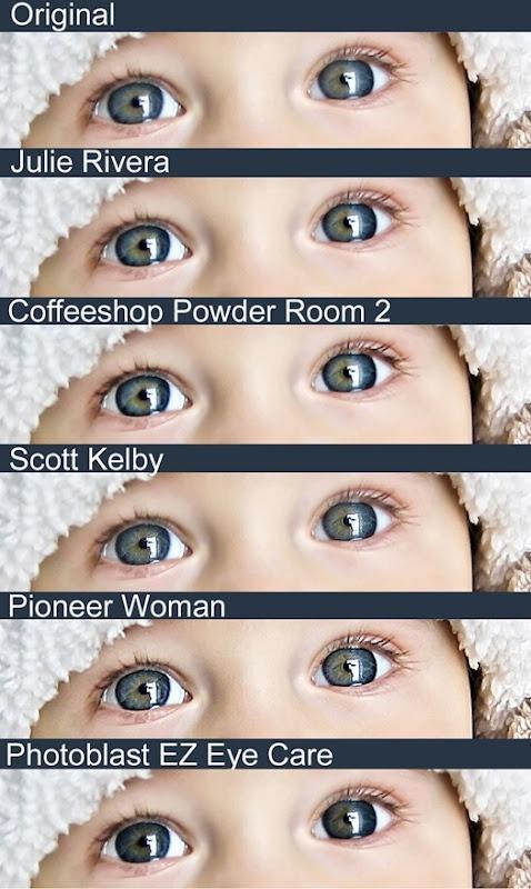 5 ways to make eyes pop in Photoshop Elements.