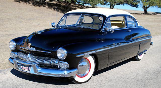 1950 mercury interior – Google Search