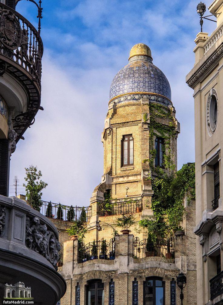 Casa dos Portugueses - Madrid