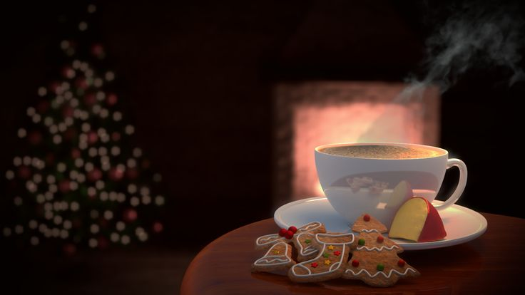 Concurso de Navidad 2013 de Blender Guru