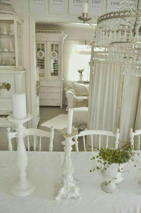 980 best Shabby Chic White images on Pinterest Cottage style - küche shabby chic