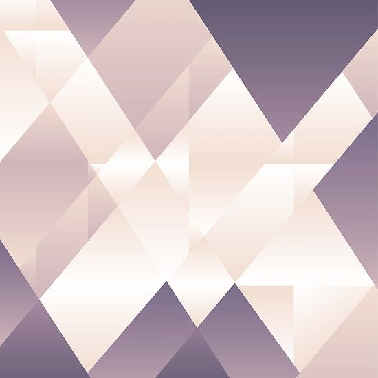 Abstract Violet Geometric Background