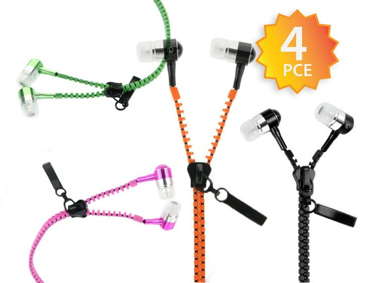 FREE SHIPPING 4 Assorted Colours Zipper Earphones with mic only $39 Delivered! Less than $10 Each! Brandfashion Online | Fashion and Accessories for Everyday - New Zipper Non-tangle Earbud Headphones w Mic (4 Colours), $39.00 (http://www.lavendibags.com/new-zipper-non-tangle-earbud-headphones-w-mic-4-colours/)