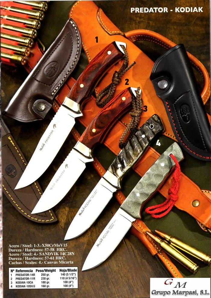 Tactical Knives Tactical Predator Kodiak Knives Muela Cutlery Knife Cool Knives Tactical Knives