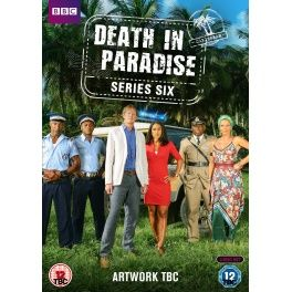 tv-drama - Death In Paradise - Series 6 (DVD)
