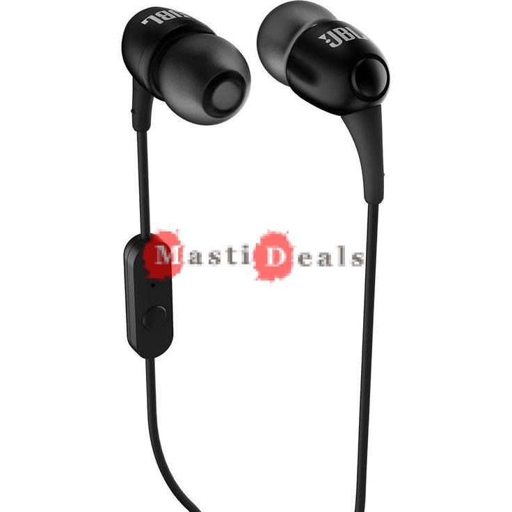 JBL T-100A In Ear Headphone with Mic At Rs.499 From Amazon