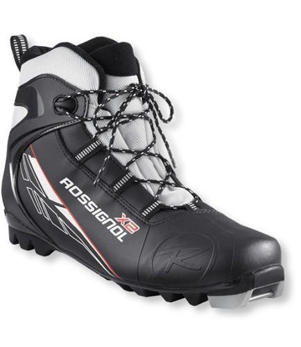 Boots 36266: New Rossignol X2 Nnn Xc Cross Country Ski Boots - 44, 47 -> BUY IT NOW ONLY: $69 on eBay!