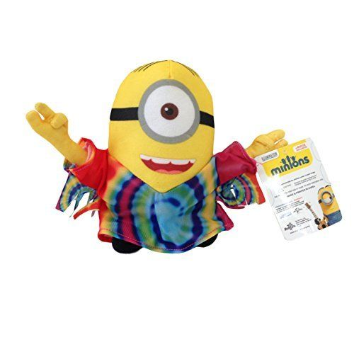 New Despicable Me Minions 6.5 Plush Doll @ niftywarehouse.com #NiftyWarehouse #DespicableMe #Movie #Minions #Movies #Minion #Animated #Kids