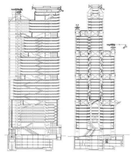 120 best images about arq norman foster 1935 gbr for Norman foster strutture