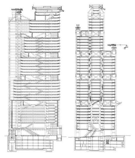 hsbc building structure - Google Search