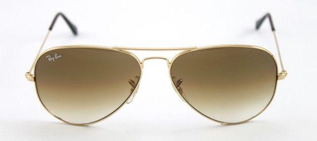 Gafa de Sol Ray Ban AVIADOR 3025 Dorado 001/51 #mujer #chica #her #sunglasses #RayBan #woman