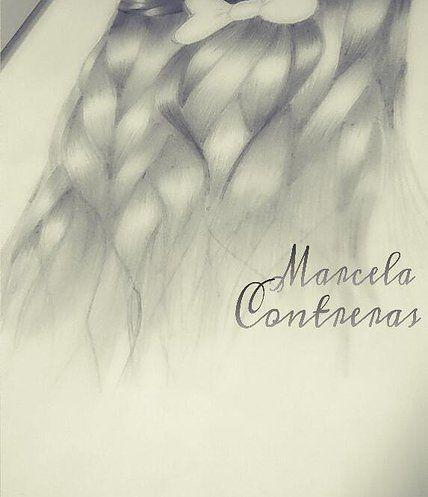 Cabello  Por: Marcela Contreras