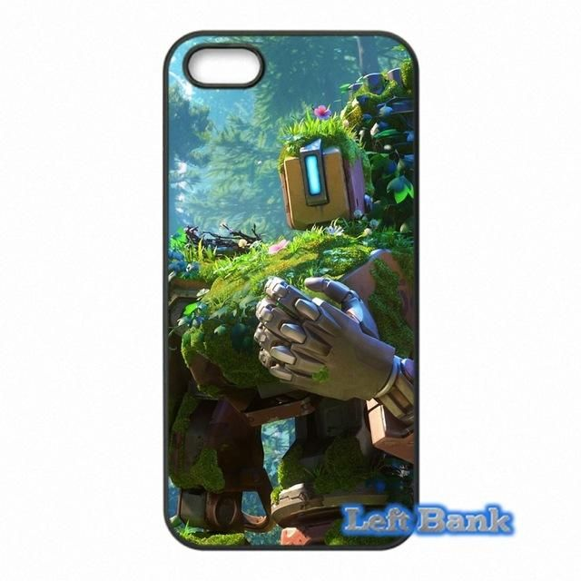 Coque Game Overwatch OW Phone Cases Cover For LG L70 L90 K10 Google Nexus 4 5 6 6P For LG G2 G3 G4 G5 Mini G3S