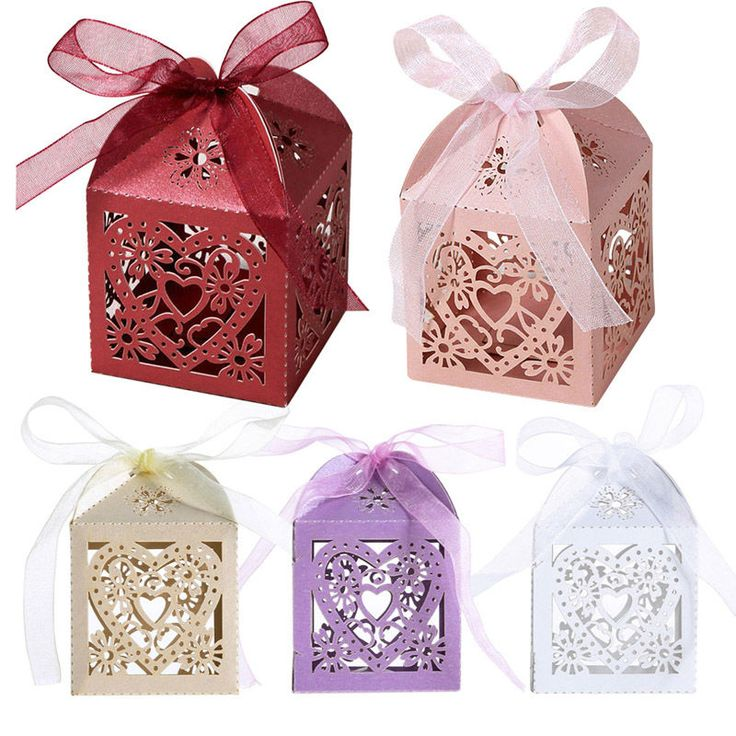 Cheap Party Supplies Buy Quality Wedding Directly From China Candy Gift Box Suppliers High Love Heart Laser Cut Boxes