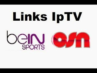 free m3u play list iptv bein sports  osn  02-05-2017