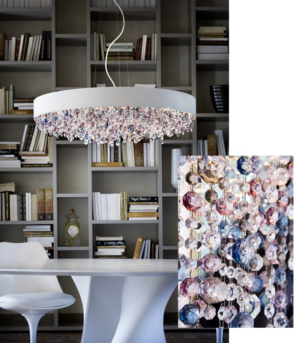 ola suspension by masiero...beautiful!