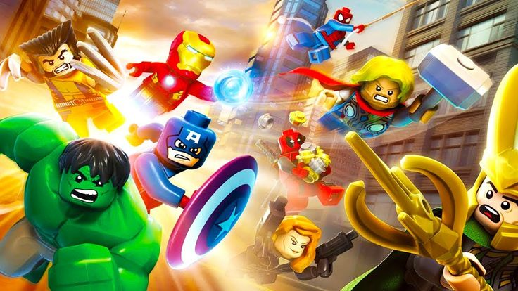 LEGO MARVEL SUPER HEROES - THE MOVIE HD ( ALL CUTSCENES ) GAME Hope You Liked The Video Make Sure To Subscribe DENGENCEE Channel For More Videos Like This. Y...
